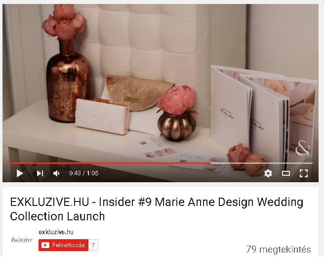 Exkluzive.hu x Marie Anne Design