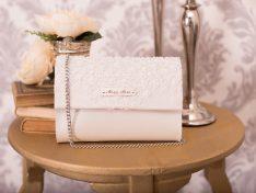 Csipkés menyasszonyi táska- egyedi rendelés