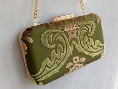'Baroque Spring' alkalmi táska