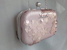 'Marshmallow' alkalmi táska
